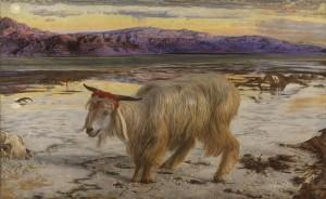 The Scapegoat, William Holman Hunt